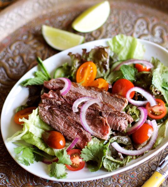Thai Grilled Steak Salad