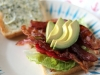 California BLT with Avocado & Basil Mayo