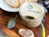 Chicken Liver Pate with Sage, Apple and Thyme