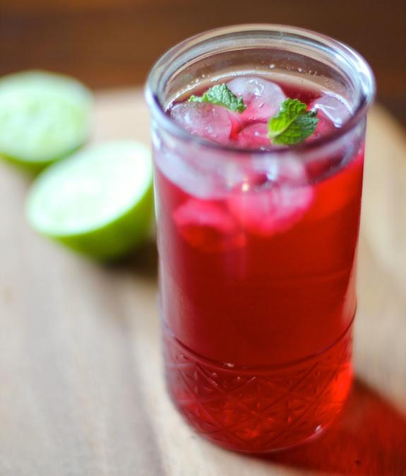 Eat Your Greens Jamaica Hibiscus Flower Tea