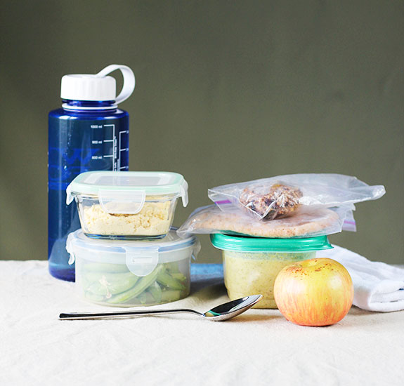 5 Rules to Make Bringing Lunch From Home Easier
