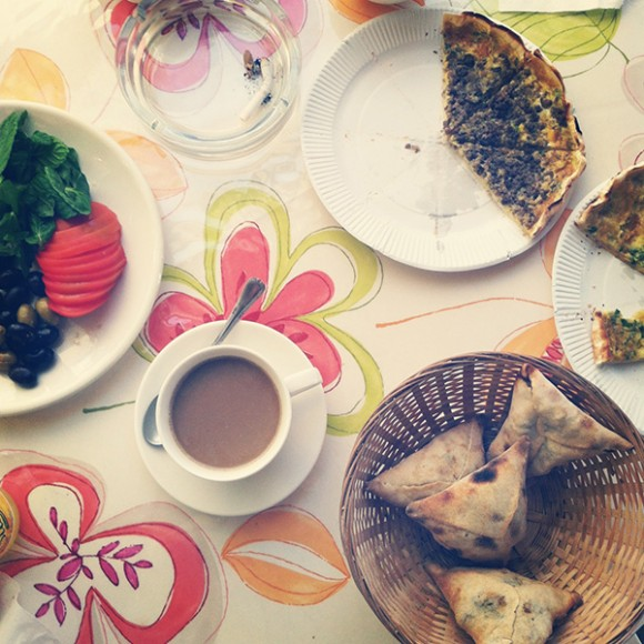 Breakfast in Lebanon / Eat Your Greens